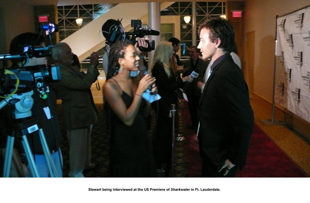 Rob Stewart interviewed