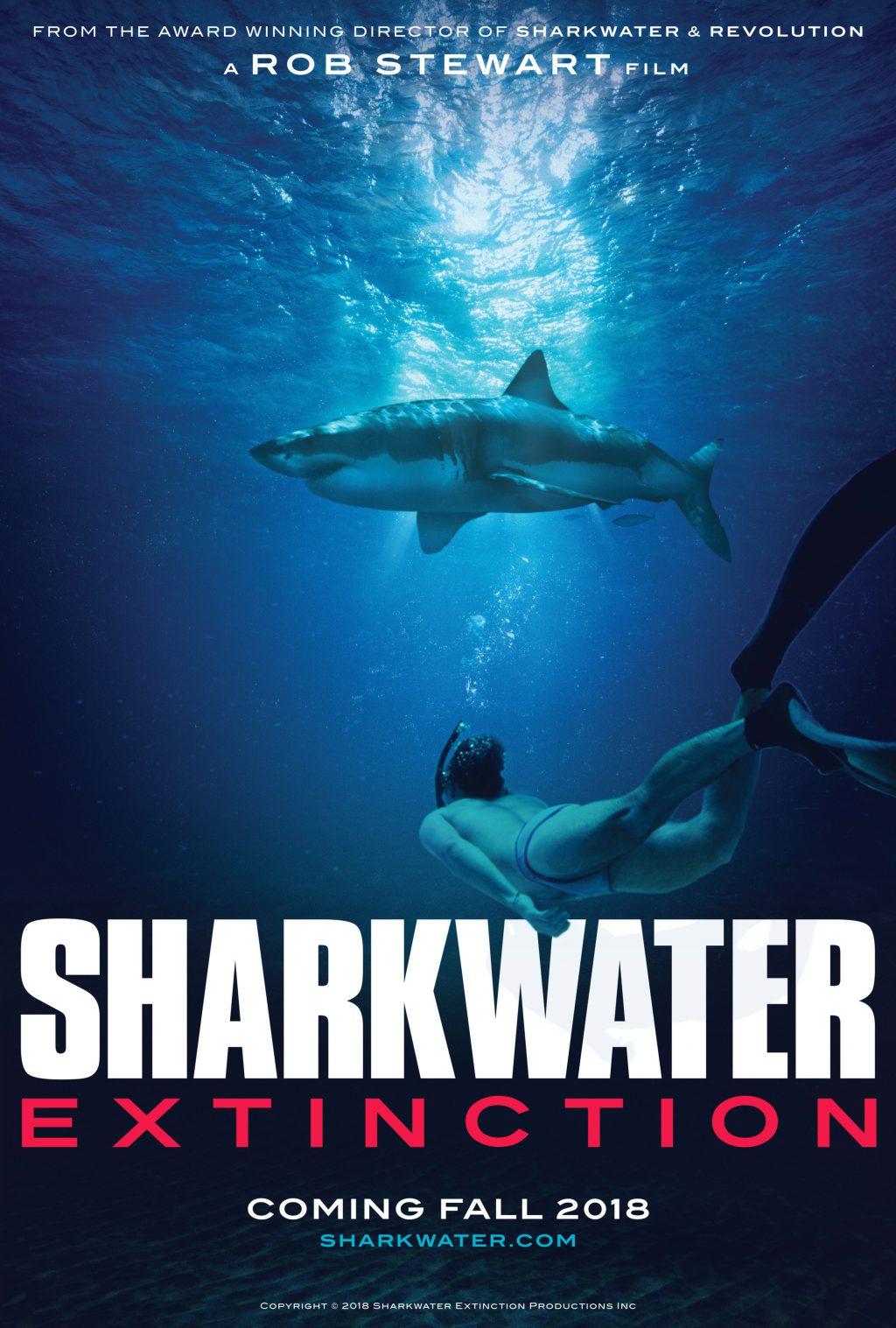 Sharkwater: Extinction Teaser Poster