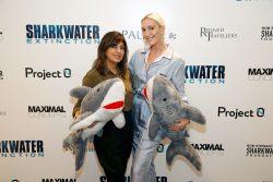 Splash Foundation's Reyna Harilela and Stylist Olivia Buckingham