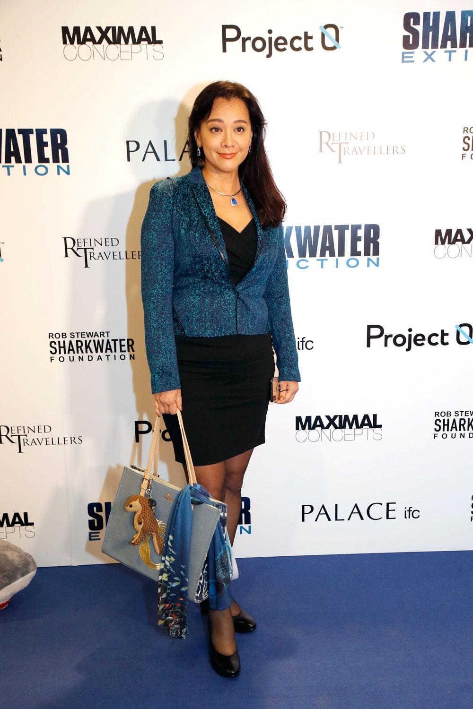Hong Kong star Sharon Kwok