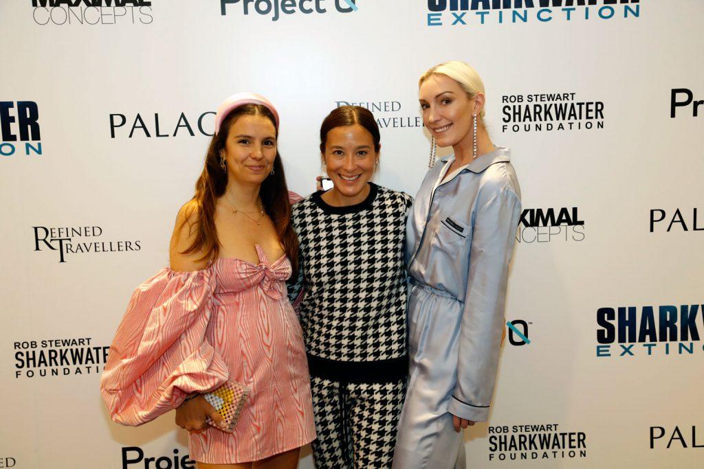 Valentina Pepe, Madeleine Green and Olivia Buckingham